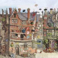 'Harry Poter y la piedra filosofal' vuelve a las librerías en una preciosa edición ilustrada