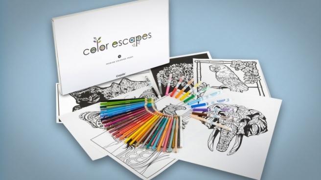 Crayola saca su linea de productos para adultos   serendipity